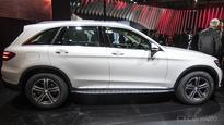 Mercedes-Benz GLC at the 2016 Auto Expo-Photo gallery