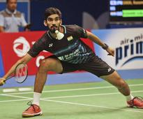 Srikanth stuns World Champion Axelsen; Saina, Prannoy lose in Denmark Open