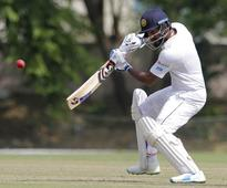 Karunaratne rues not being able to play left-arm spinners in warm-up tie