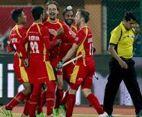 Hockey India League: Ranchi Rays Thrash Uttar Pradesh Wizards, Seal Spot in Semifinals