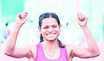 Sprint of will, Jajpur to Rio