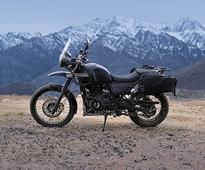 Royal Enfield introduces Himalayan- the most definitive motorcycle for your Himalayan adventure