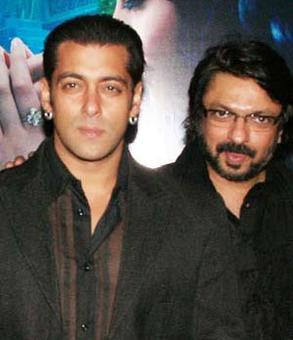 Salman, Bhansali team up for love story