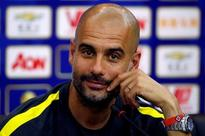 Guardiola denies any weighty problems in Manchester City squad