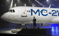 Russia presents new airliner