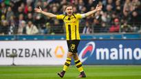 Borussia Dortmund fail to build on Bayern result with loss at Eintracht