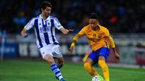Granero: I promised Arbeloa we would beat Barcelona
