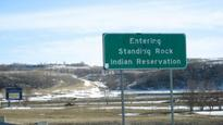 Standing Up At Standing Rock