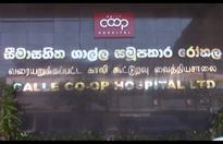 Galle Cooperative Hospital provides a quality service