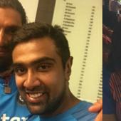 Ravichandran Ashwin gets trolled by his wife after he posts a picture with Ishant Sharma