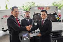 Malaysia: Postal service provider buys 553 Tata Xenons