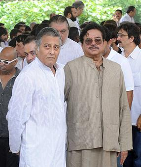 'Vinod Khanna was a family man first, career came second'