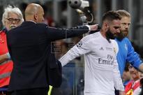 FÚTBOL REAL MADRID - Carvajal ya piensa en la Supercopa: