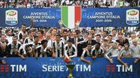 Juventus season goes from disarray to fifth straight Serie A title