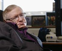 Stephen Hawking, the physicist who reshaped cosmology, dies at 76