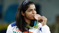 Grand welcome awaits Rio medallist Sakshi Malik