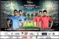 Kohli, Dhoni to feature in Celebrity Clasico 2016