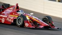 Scott Dixon second fastest