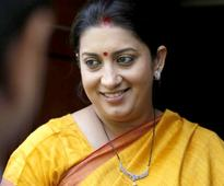 Smriti Irani on Rohith Vemula's suicide: The government has no role to play