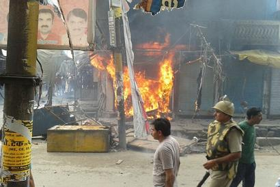 With 195 incidents, UP still the hotbed for communal violence
