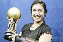 El Sherbini first Egyptian woman to win world squash title