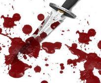 Cinema-serial technician beheaded; friend surrenders
