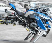 BMW Motorrad Shows Off Its Hover Ride Design Concept