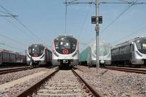 Delhi Metro's Christmas gift: Hundreds stranded on Blue Line
