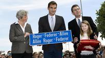 'Allee Roger Federer'