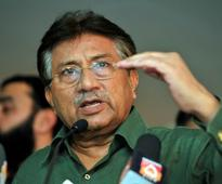 Former Pakistan military leader Musharraf hospitalized with chest pain
