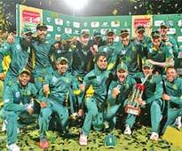South Africa sweep Australia