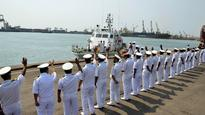 Coast Guard Rebases Ships to Andaman and Nicobar