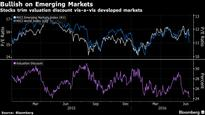 Investors Most Bullish in 13 Months on Emerging Equities: Chart