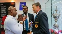 Sri Lanka Coach Says Team Prepared for English Challenge
