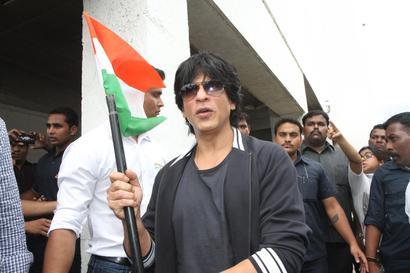 Shah Rukh Khan's India