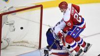 NHL scores: Capitals beat struggling Canadiens 3-1