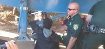 Breaking News: Sabal Trail Pipeline Construction Blockaded on MLK Day