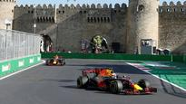 Azerbaijan GP: Red Bull's Max Verstappen fastest in both practice sessions
