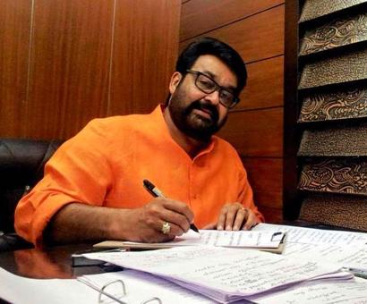 Why Mohanlal is angry