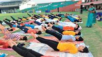 Adopt yoga to prevent ageing