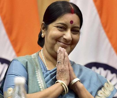 Swaraj to visit Dhaka in September: Bangladeshi official