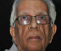 Keshari Nath Tripathi arrives in Patna, to take charge as Bihar governor on Thursday