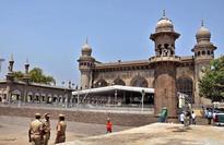 Mecca Masjid to undergo major renovation