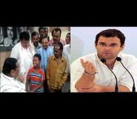 Kaushal met Rahul Gandhi when he was on a visit to Bhopal on April 25. He had then intercepted his car and offered Rahul a newspaper.