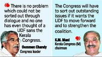 No thaw in KC(M)-Cong. ties