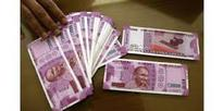 Rs 10 lakh in Rs 2,000 fake notes seized, two arrested