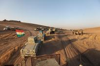 Kurdish forces launch attack on ISIL
