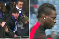 Mario Balotelli suffers sick racist abuse by French fans