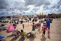 In pictures: 5th annual St. Annes International Kite Festival in north west England