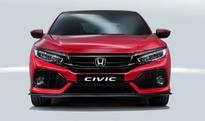 New Honda Civic 2017 prices and specs revealed - hot hatch on sale from March